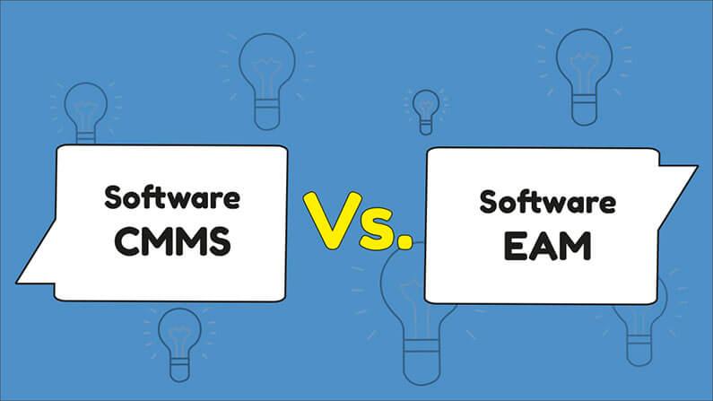 Software Manutenzione Impianti CMMS e EAM a Confronto: quali sono le differenze e quale scegliere