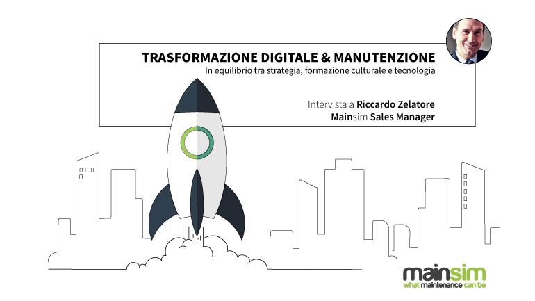Trasformazione digitale e manutenzione: in equilibrio tra strategia, formazione culturale e tecnologia